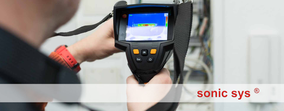 Prüfen nach DGUV-V3(BGV A3) VDE 0100/105 mit Thermografie